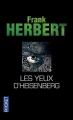Couverture Les yeux d'Heisenberg Editions Pocket (Science-fiction) 2014