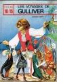 Couverture Les voyages de Gulliver Editions Lito (Club 10/15) 1977