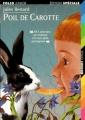 Couverture Poil de carotte Editions Folio  (Junior - Edition spéciale) 2004