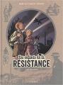 Couverture Les enfants de la résistance, tome 3 : Les deux géants Editions Le Lombard 2017