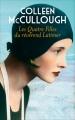 Couverture Les quatre filles du révérend Latimer Editions France Loisirs 2015