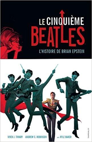 Couverture Le Cinquième Beatles