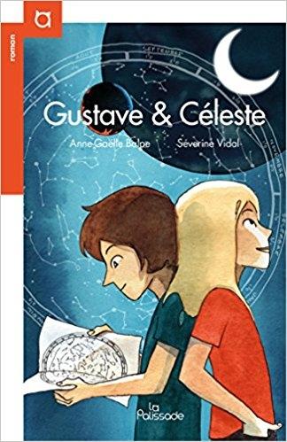 Couverture Gustave & Céleste