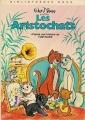 Couverture Les Aristochats Editions Hachette (Bibliothèque Rose) 1971