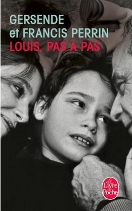 Couverture Louis, pas à pas