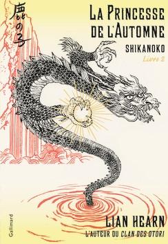 Couverture Shikanoko, tome 2 : La princesse de l'automne