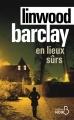 Couverture En lieux sûrs Editions Belfond (Noir) 2017