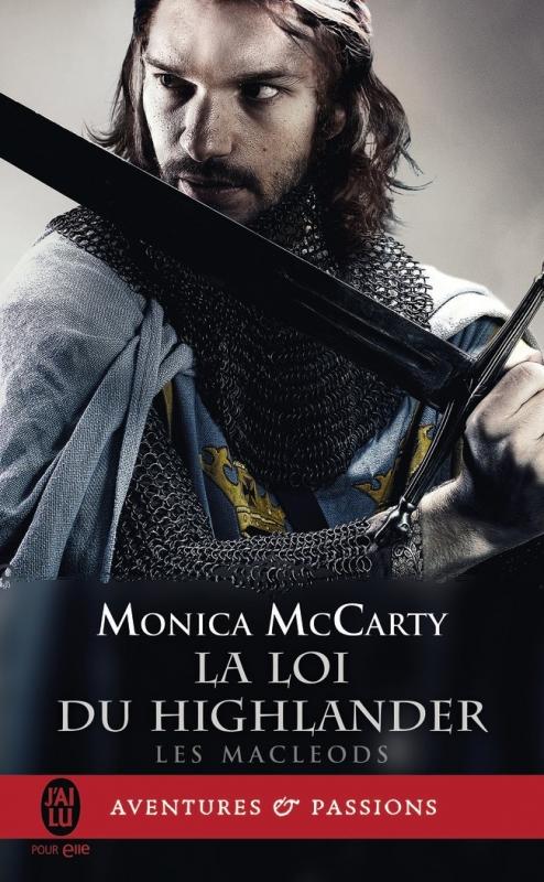 Couverture Les MacLeods, tome 1 : La loi du highlander