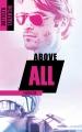 Couverture Above all, tome 2 : Résister Editions Hachette (Black moon - Romance) 2017