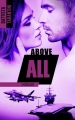 Couverture Above all, tome 3 : Décoller Editions BMR 2017