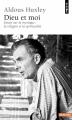 Couverture Dieu et moi Editions Points (Sagesses) 2001