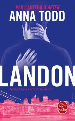 Couverture Landon, tome 1 : Landon / Nothing more