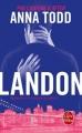 Couverture Landon, tome 1 : Landon / Nothing more Editions Le Livre de Poche 2017