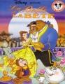 Couverture La belle et la bête Editions Hachette (Mickey - Club du livre) 2003