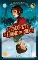 Couverture Le secret de la dame en rouge Editions Scrineo 2017