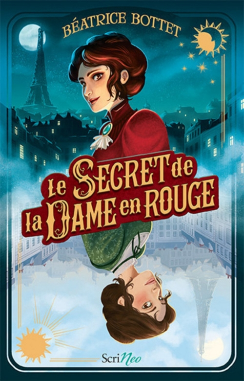 Couverture Le secret de la dame en rouge