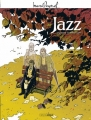 Couverture Jazz (BD) Editions Grand Angle 2017