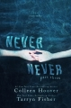 Couverture Never never, tome 3 Editions Hoover Ink 2016