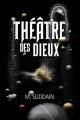 Couverture Théâtre des dieux Editions Au diable Vauvert 2017