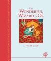 Couverture Le magicien d'Oz Editions Egmont (UK) 2014