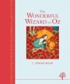 Couverture Le magicien d'Oz Editions Egmont (UK) 2014