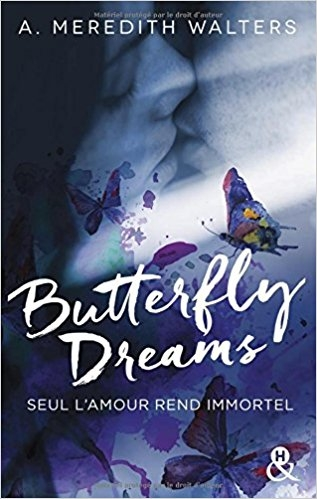 Couverture Butterfly dreams