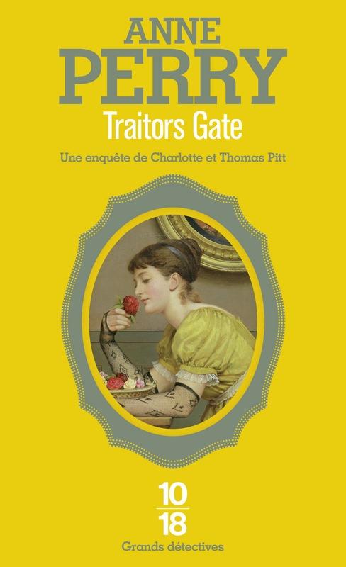 Couverture Traitors Gate