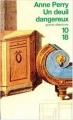 Couverture Un deuil dangereux Editions 10/18 (Grands détectives) 1999