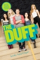 Couverture The Duff Editions Hachette 2014