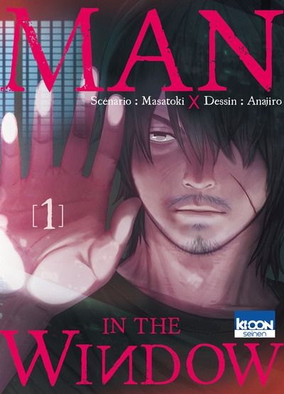 Couverture Man in the window, tome 1