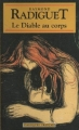 Couverture Le diable au corps Editions Booking International (Classiques français) 1993