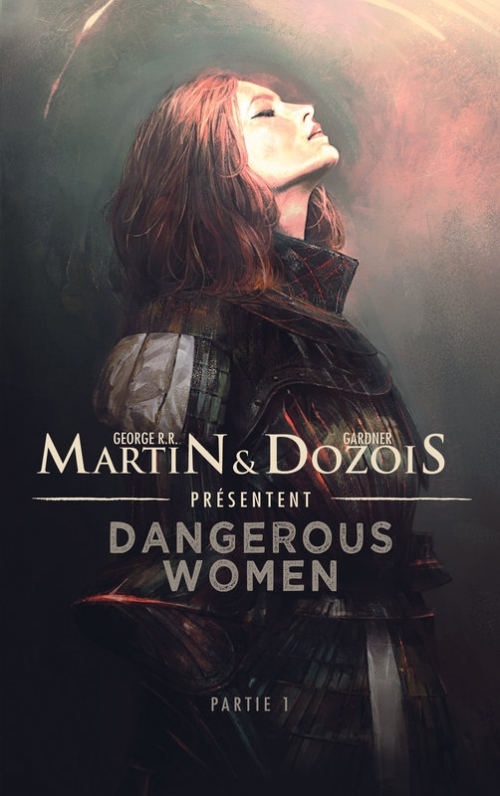 Couverture Dangerous women, tome 1