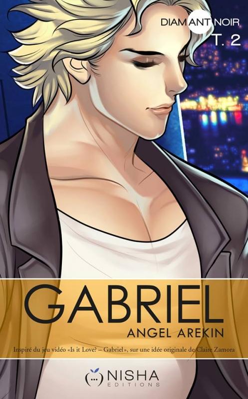 Couverture Gabriel, tome 2