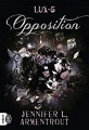 Couverture Lux, tome 5 : Opposition Editions J'ai Lu 2017