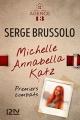 Couverture Agence 13 : Michelle Annabella Katz : Premiers combats Editions 12-21 2017