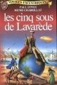 Couverture Les 5 sous de Lavarède / Les cinq sous de Lavarède Editions J'ai Lu (Voyages excentriques) 1983