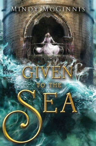 Couverture Given duet, book 1: Given to the sea