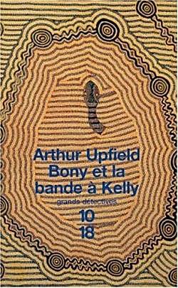 Couverture Bony et la bande à Kelly