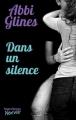 Couverture Dans un silence Editions Hugo & cie (New way) 2017