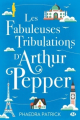 Couverture Les fabuleuses tribulations d'Arthur Pepper Editions Milady 2016
