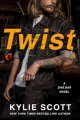 Couverture Dive bar, tome 2 : Twist Editions Macmillan 2017