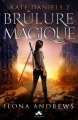 Couverture Kate Daniels, tome 2 : Brûlure magique Editions MxM Bookmark 2017