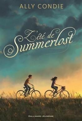 Couverture L'été de Summerlost