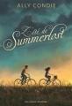 Couverture L'été de Summerlost Editions Gallimard  (Jeunesse) 2017