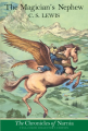 Couverture Les Chroniques de Narnia, tome 1 : Le Neveu du magicien Editions HarperCollins (Children's books) 2000