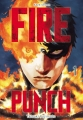 Couverture Fire punch, tome 1 Editions Kazé (Seinen) 2017