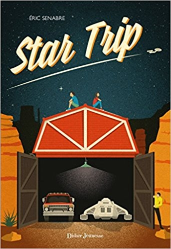 Couverture Star trip