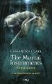 Couverture The mortal instruments : Renaissance, tome 1 : La princesse de la nuit Editions 12-21 2017