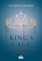 Couverture Red queen, tome 3 : King's Cage Editions du Masque (Msk) 2017