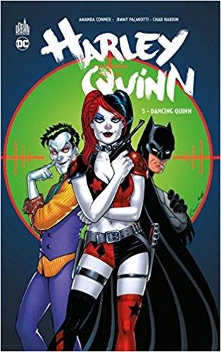 Couverture Harley Quinn (Renaissance), tome 5